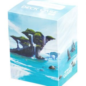 Ultimate Guard: Deckbox 80+ Lands Edition Isla.