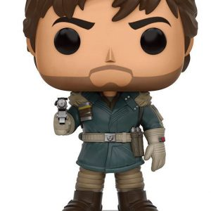 Star Wars Rogue One Figura Pop Capitan Cassian Andor