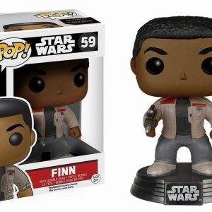 Star Wars Episodio VII Funko Pop Finn