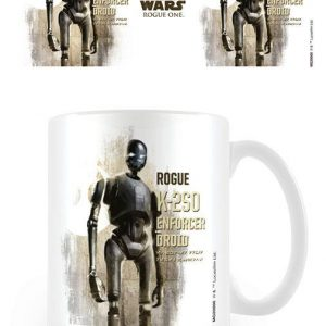 Star Wars Rogue One Taza K-2SO