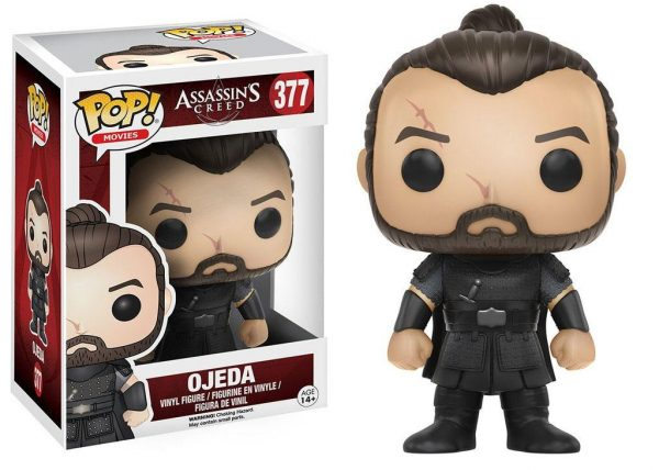 Assassin's Creed Figura Funko Pop Ojeda