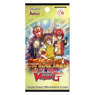 Vanguard: Raging Clash of the Blade Fangs Booster.