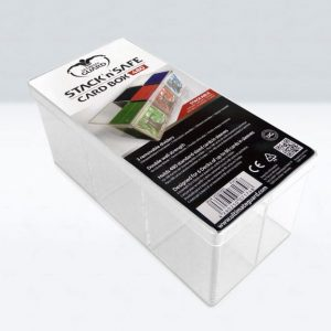 Ultimate Guard: Card Box 480 Stack´n´Safe.