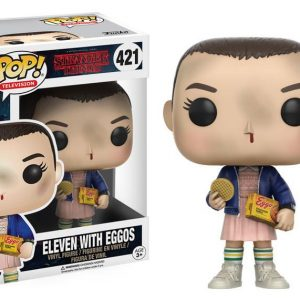Stranger Things Figura Funko Pop Eleven with Eggos