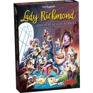 Lady Richmond Una herencia en subasta