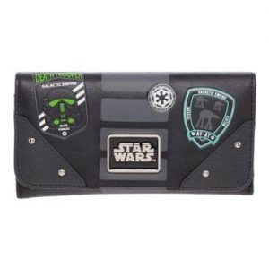 Star Wars Rogue One Monedero Imperial Patches