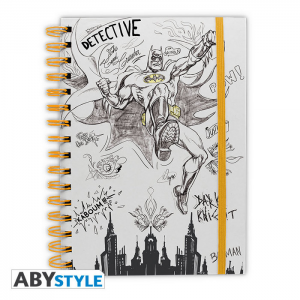 DC Comics Cuaderno Graphic Batman