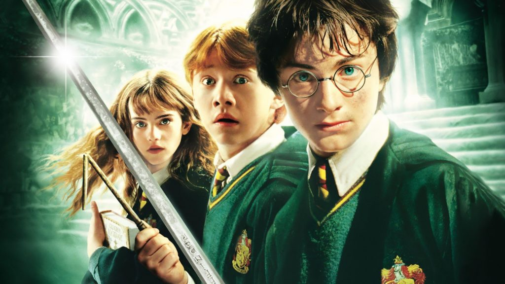 películas de Harry Potter