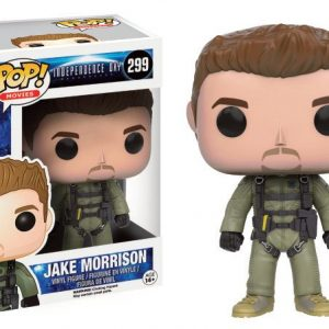 Independence Day 2 Funko POP Jake Morrison 9 cm