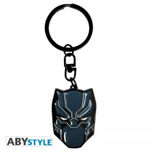 Marvel LLavero Black Panther