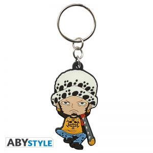 One Piece Llavero Trafalgar Law SD