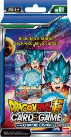 Dragon Ball Super Card Game Mazo The Awakening