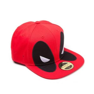 Deadpool Gorra Snapback Big Face