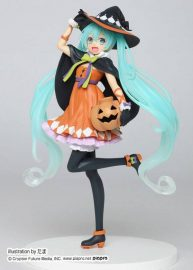 Vocaloid Estatua Hatsune Miku 2nd Season Halloween Version