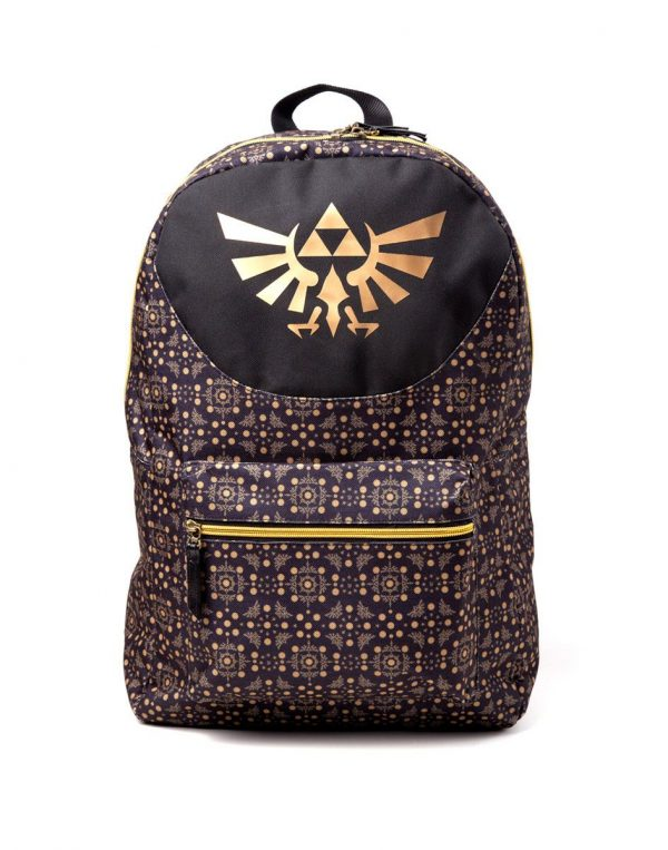 The Legend of Zelda Mochila Allover Print