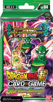 Dragon Ball Super Card Game Mazo The Guardian of Namekians