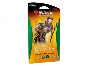 Magic the Gathering Guilds of Ravnica Sobres Theme