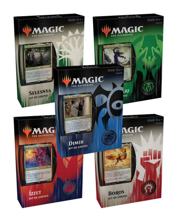 Magic the Gathering Gremios de Ravnica Kits de Gremio