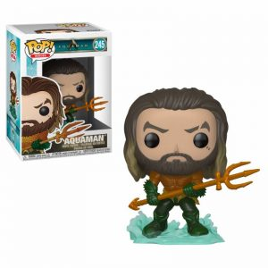 Aquaman Movie Figura Figura Funko Pop Aquaman