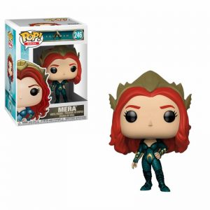 Aquaman Movie Figura Figura Funko Pop Mera