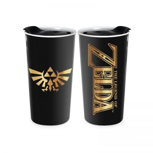The Legend of Zelda Taza de Viaje