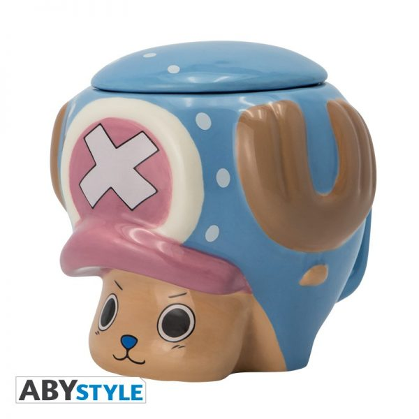 One Piece Taza 3D Chopper New World