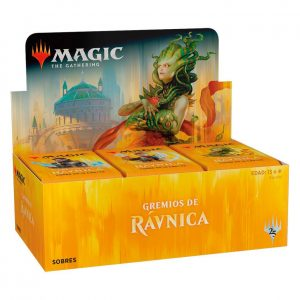Magic the Gathering Gremios de Rávnica Caja de Sobres