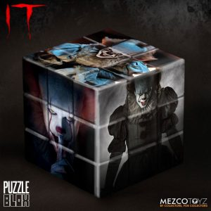 Stephen King's It 2017 Puzzle Blox Cubo Pennywise