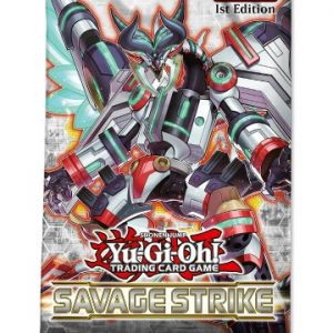 Yugioh Savage Strike Sobre