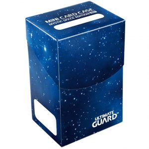 Ultimate Guard Mini Card Case 60+ Caja de Cartas Mystic Space Edition