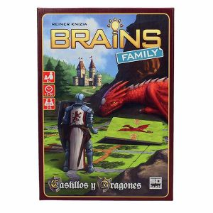 Brains Family Castillos y Dragones