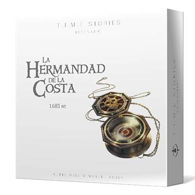 T.I.M.E Stories La Hermandad de la Costa