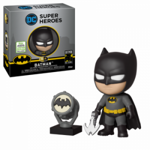 DC Funko 5 Star Batman ECCC 2019 Limited