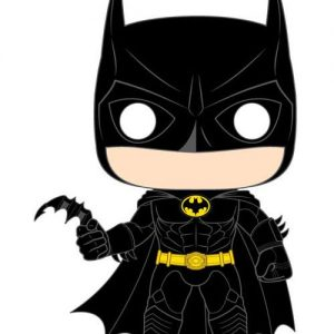 Batman 80th Figura Funko Pop Batman (1989)