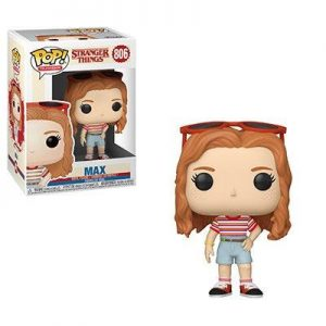Stranger Things Figura Funko Pop Max (Mall Outfit)