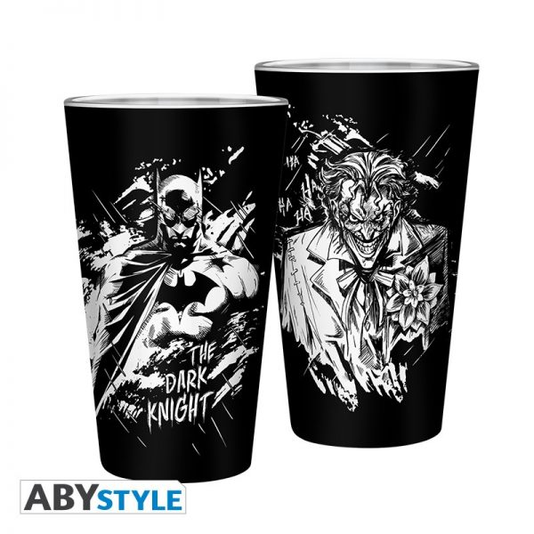 DC Comics Vaso 500ml Batman & Joker