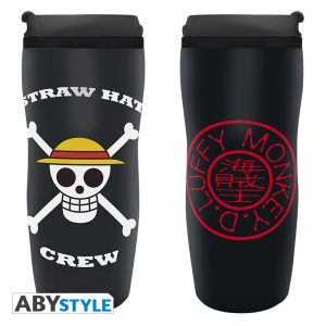 One Piece Taza Luffy