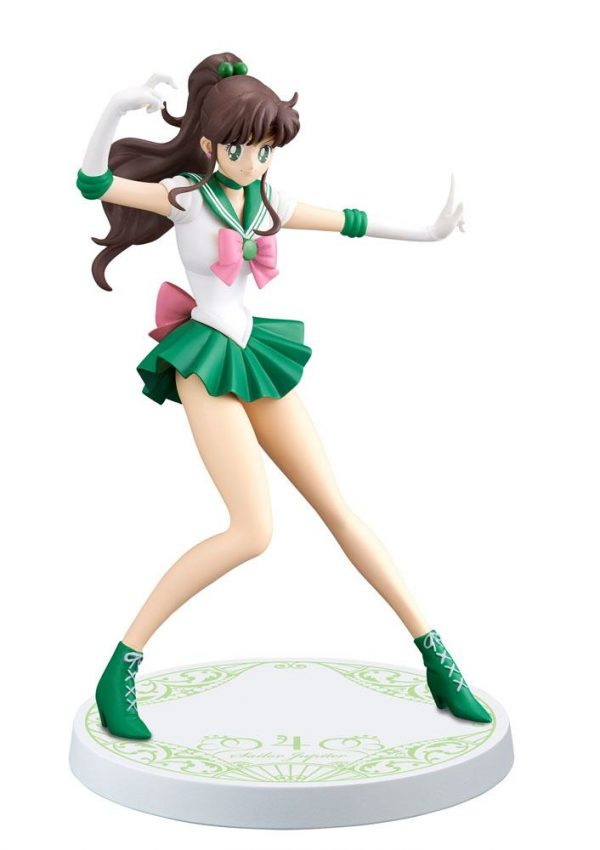 Sailor Moon Figura Girls Memories Sailor Jupiter 16 cm