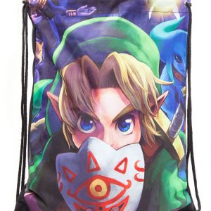 The Legend of Zelda Bolso de tela Majora's Mask