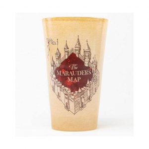 Harry Potter Vaso Premium Marauders Map