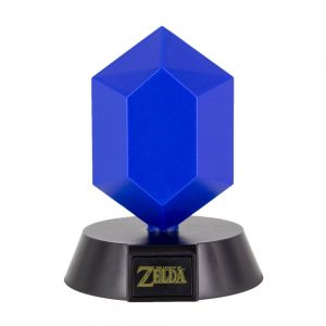 The Legend of Zelda Lampara Rupia Azul