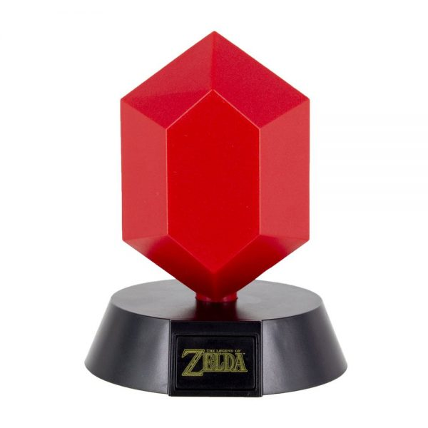 The Legend of Zelda Lampara Rupia Roja