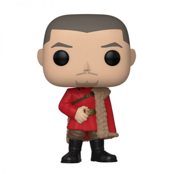 Harry Potter Figura Funko Pop Viktor Krum (Yule)