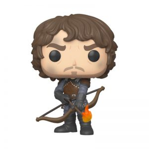 Juego de Tronos Figura Funko Pop Theon w/Flamming Arrows