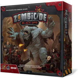 Zombicide Black Ops