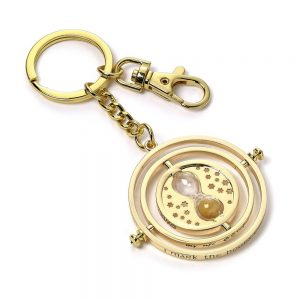 Harry Potter Llavero Time Turner (plateado)