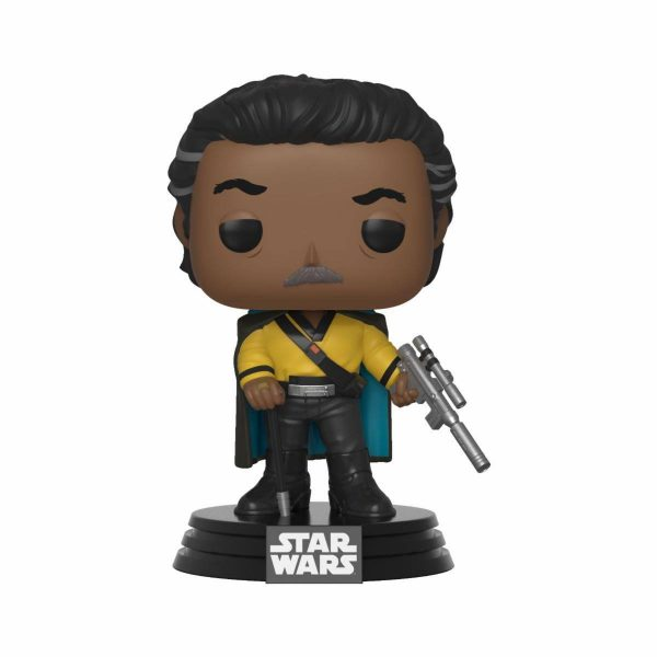 Star Wars Episode IX Figura Funko Pop Lando Calrissian