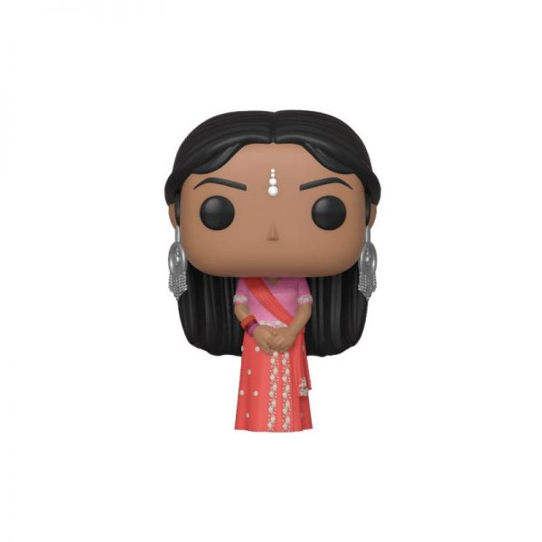 Harry Potter Figura Funko Pop Padma Patil (Yule)