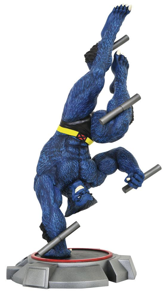 X-Men Marvel Gallery Estatua Beast Comic 25 cm
