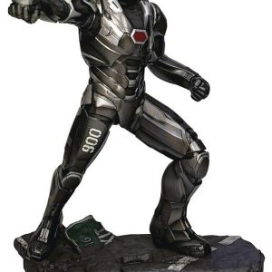 Avengers Endgame Marvel Gallery Estatua War Machine 23 cm